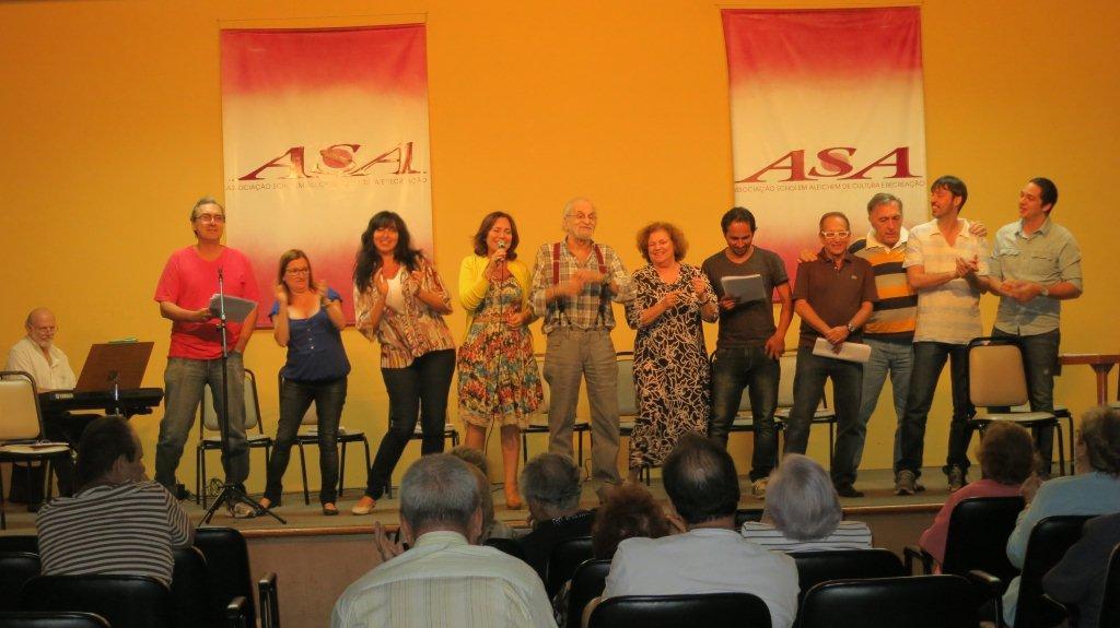 Teatro Israelita de Comédia