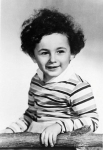 Robert Meeropol, 2 anos (1949)