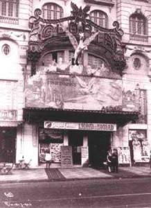Teatro Glória, na Cinelândia