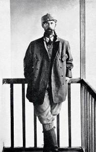 O explorador Percy Fawcett, Amazônia, 1911