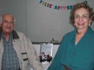 Luiz e Hilda Goldberg