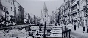 Ruína Igreja 1945