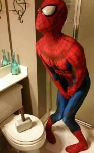homen aranha