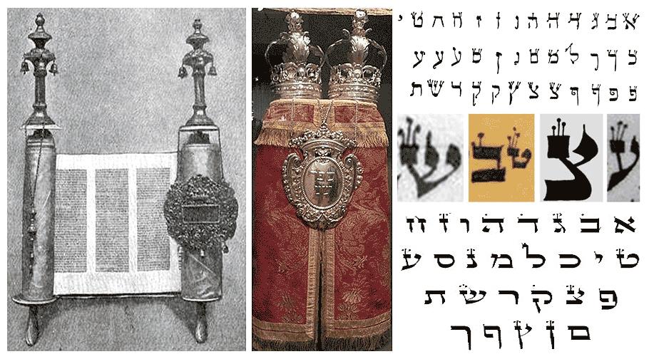 Ornamentos da Torá e Taguin