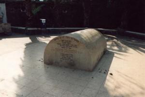 Túmulo de Maimônides em Tiberíades