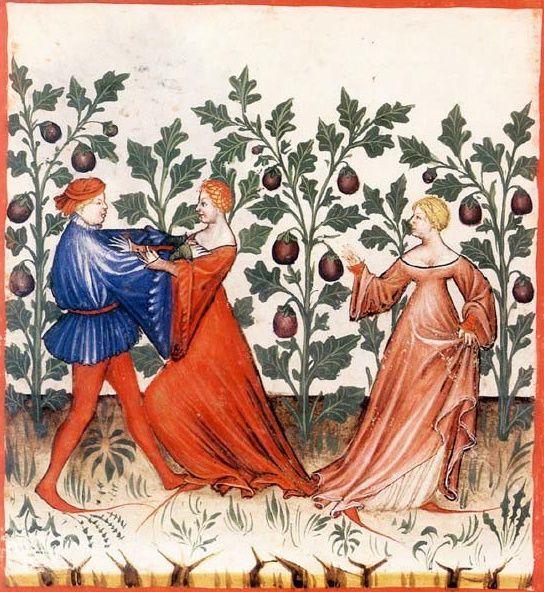 berenjena-medieval